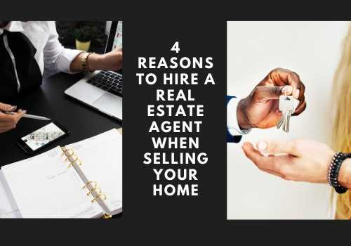 4 Reasons to Hire a Real Estate Agent When Selling Your Home in Peterborough, ON